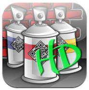 Graffiti Tagger HD for iPad - Giveaway